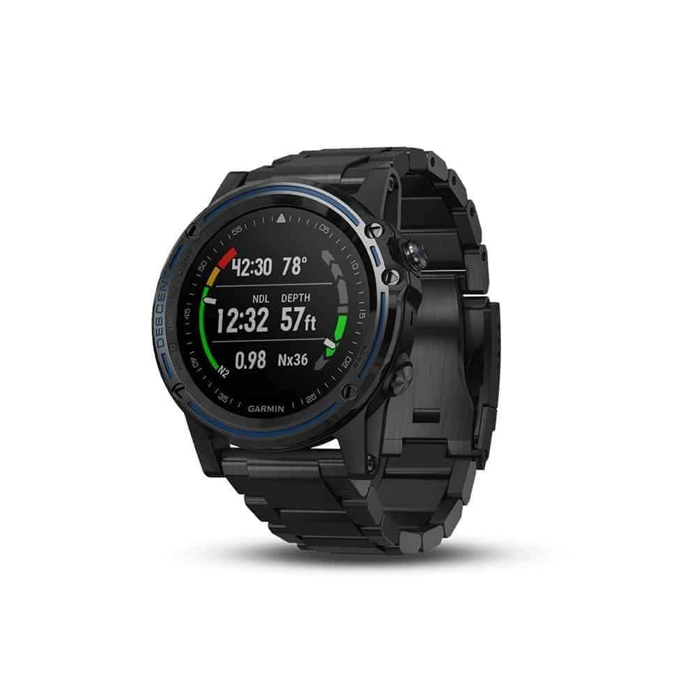 Garmin Descent Mk1 with Bluetooth and Surface GPS