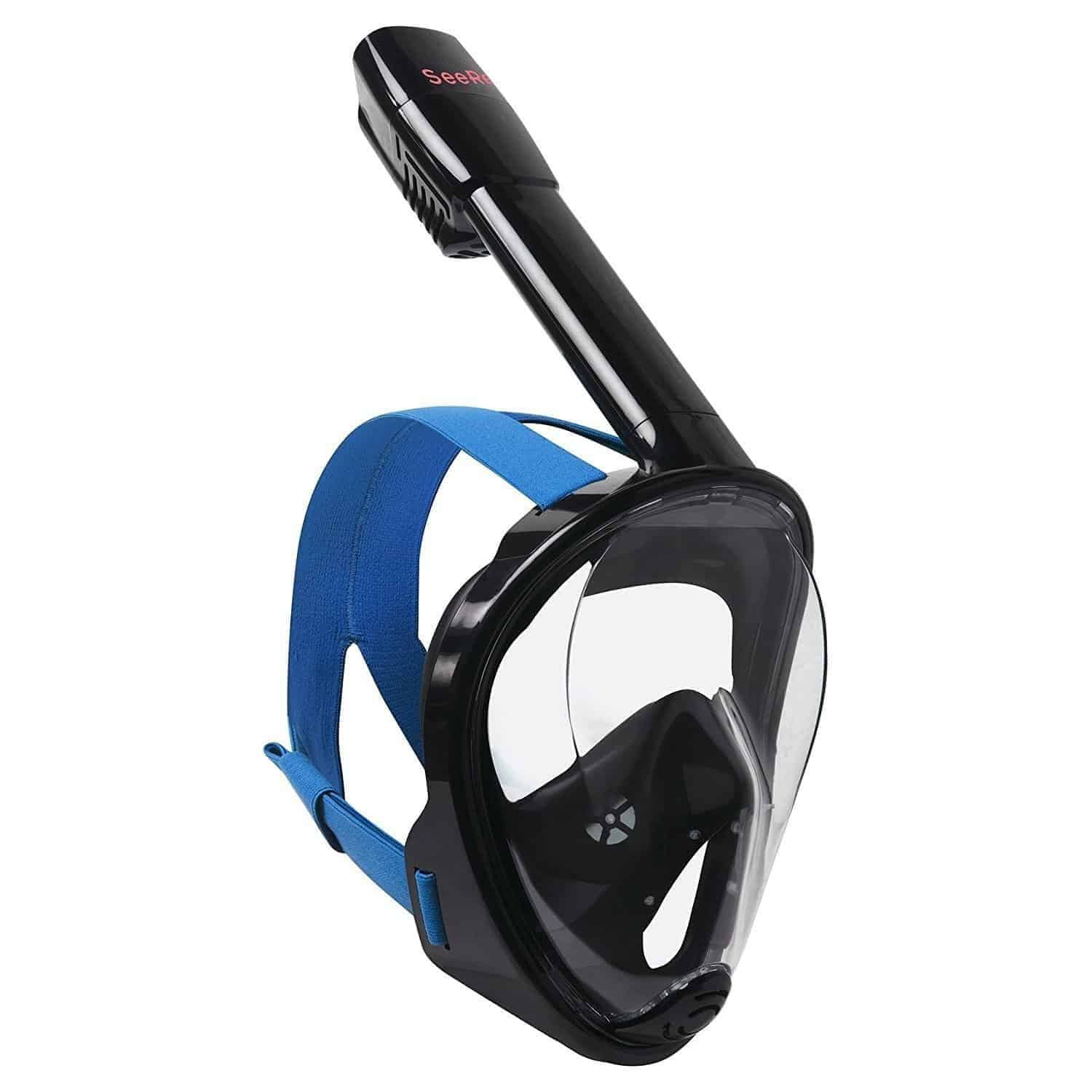 See Reef Full Face Snorkel Mask