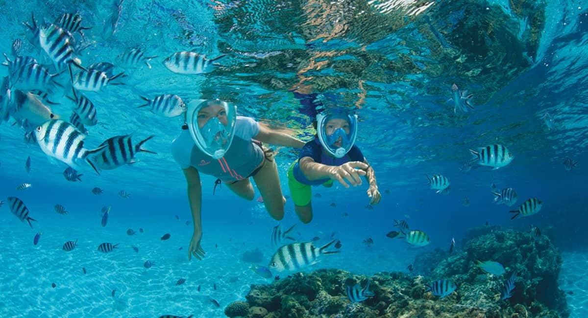 Tribord Easybreath Snorkeling