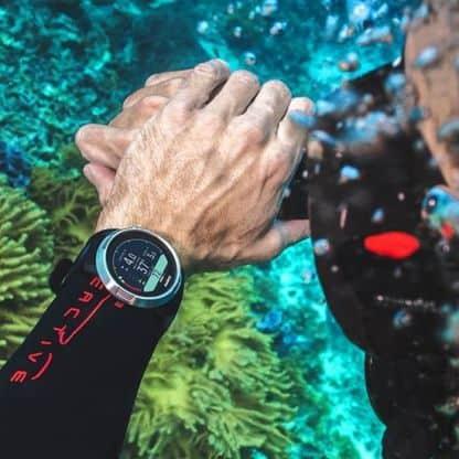 Suunto D5 Wrist Mounted Dive Computer Black