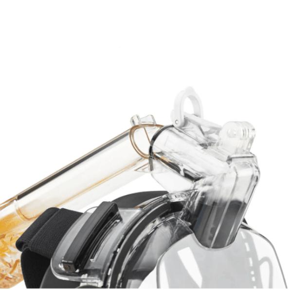 Ninja Shark Equaliser Foldable Snorkel Tube