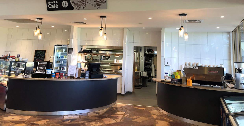 Nitmiluk Visitor Centre Cafe