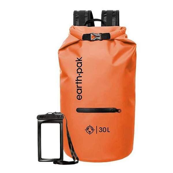 Earthpak Dry Bag Orange